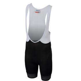 Sportful Tour 2.0 - Cuissard à bretelles Enfant - blanc/noir